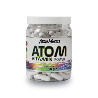 Atom Witamin Power 180 kaps.