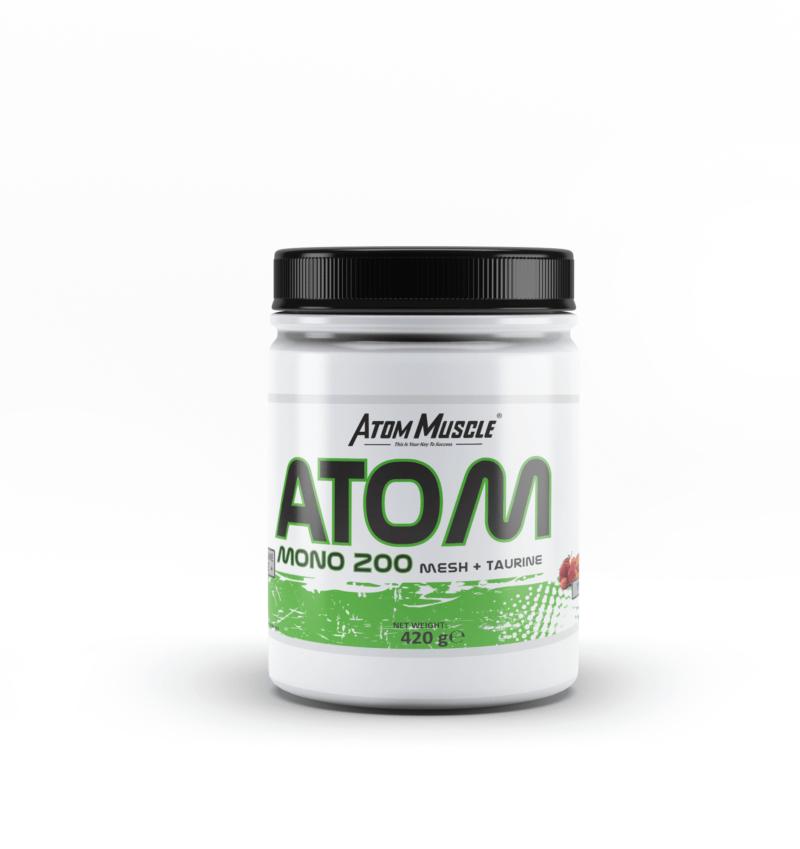 ATOM Mono 200 mesh +Taurine - Smak Tropik