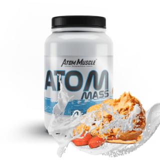 Atom Muscle ATOM MASS - smak Masło Orzechowe