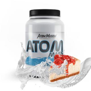 Atom Muscle ATOM MASS - smak Sernik z wiśniami