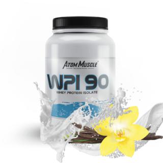 Atom Muscle WPI 90 - smak Waniliowy